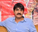 Meka Srikanth during a interview
