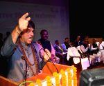 Mukesh Khanna during a programme
