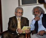 Nashiruddin Shah at Poetry festival