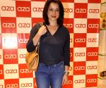 Celebs at the launch of Aza store