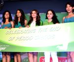 Parineeti promotes Whisper's Touch the Pickle movement