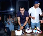 Pearl V Puri during his birthday celebration