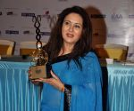 Unveiling of International Indian Achievers Awards trophy
