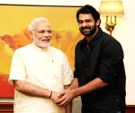 On PM's 69th Birthday, actor Prabhas to unveil poster of Sanjay Leela Bhansali film on Narendra Modi
