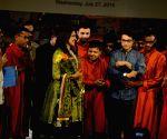 Welfare Society for The Blind programme - Prasenjit Chatterjee
