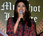 Priyanka Chopra launches her brother's pub-lounge