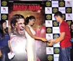 Priyanka Chopra promotes her movie Mary Kom