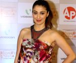 Actress Raai Laxmi gets her first dose of Covid-19 Vaccine