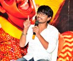 Raj Tarun during a press meet