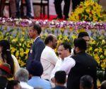 PM Modi's oath-taking ceremony - Rajinikanth