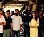 Ramcharan, Boyapat's new movie shooting - Stills