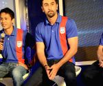 Mumbai City FC football club team logo launch