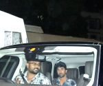 Ranbir Kapoor seen at a studio