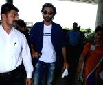 Ranbir Kapoor spotted at airport