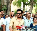 World Environment Day - Randeep Hooda