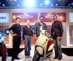 Rannvijay Singh launches Suzuki Access 125
