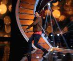 "Ranveer Singh, Sara Ali Khan on the sets of music ""Sa Re Ga Ma Pa"