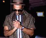 Ranveer Singh seen at Bandra