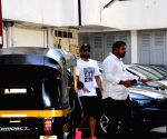 Ranveer Singh seen at Bandra