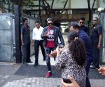 Ranveer Singh seen at Otters Club