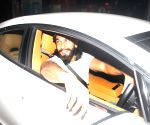 Ranveer Singh and his new car