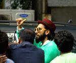 Ranveer Singh spotted at Bandra