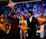 """Rising Star 2"""" - Ravi Dubey, Shankar Mahadevan, Monali Thakur and Diljit Dosanjh"""