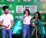 Ravi Dubey, Sargun Mehta at promotional programme