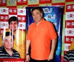 Rishi Kapoor celebrates birthday with FM radio station