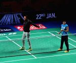 Premier Badminton League - Exhibition match