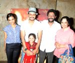 Riteish Deshmukh hosts screening of 'Lai Bhari'