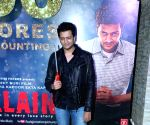 Success party of film Ek Villain