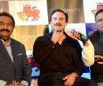 MCA launches Mumbai T20 League - Saif Ali Khan, Ashish Shelar
