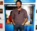 "promotions of film ""Chef"" - Saif Ali Khan, PadmapriyaJanakiraman, Raja Krishna Menon"