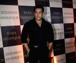 Baba Siddique's iftar party - Salman Khan