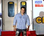 "Salman Khan at the launch of ""Big Boss"