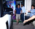 Salman Khan seen at Sohail Khan's office