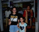 Maanayata Dutt and Iqra Dutt seen at Mumbai's Bandra