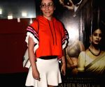 "Special screening of film ""Saheb Biwi Aur Gangster 3"" - Manyata Dutt"