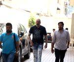 Sanjay Dutt seen at Bandra