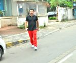 Sanjay Kapoor seen at Juhu