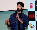 "Film ""Kabir Singh"" song launch - Shahid Kapoor"
