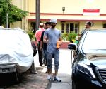 Shahid Kapoor seen at Bandra gym