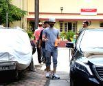Shahid Kapoor seen at Bandra gym