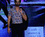 Shahid Kapoor at the launch of Marks and Spencer's spring-summer collection