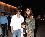 Celebs kids attend Aaradhya Bachchan's birthday party