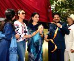 Inauguration of Mumbai Beautification Project by Nana Chudasama