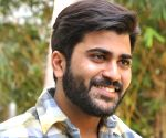 Sharwanand press meet