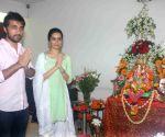 Ganesh Festival - Shraddha Kapoor