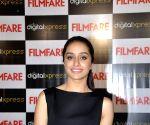 Shraddha Kapoor unveils Filmfare's Sept cover